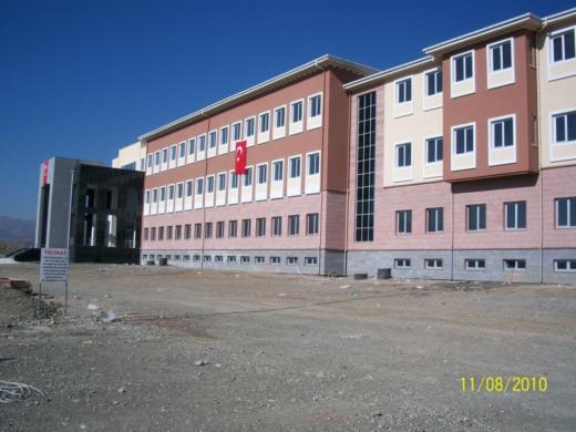 Erzincan Üniversitesi Ali Cavit Çelebioğlu Sivil Havacılık Okulu