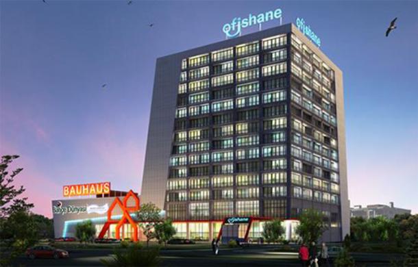 FİBA HOLDİNG Ofishane Binası (Yapıartı Mimarlık LTD ŞTİ)